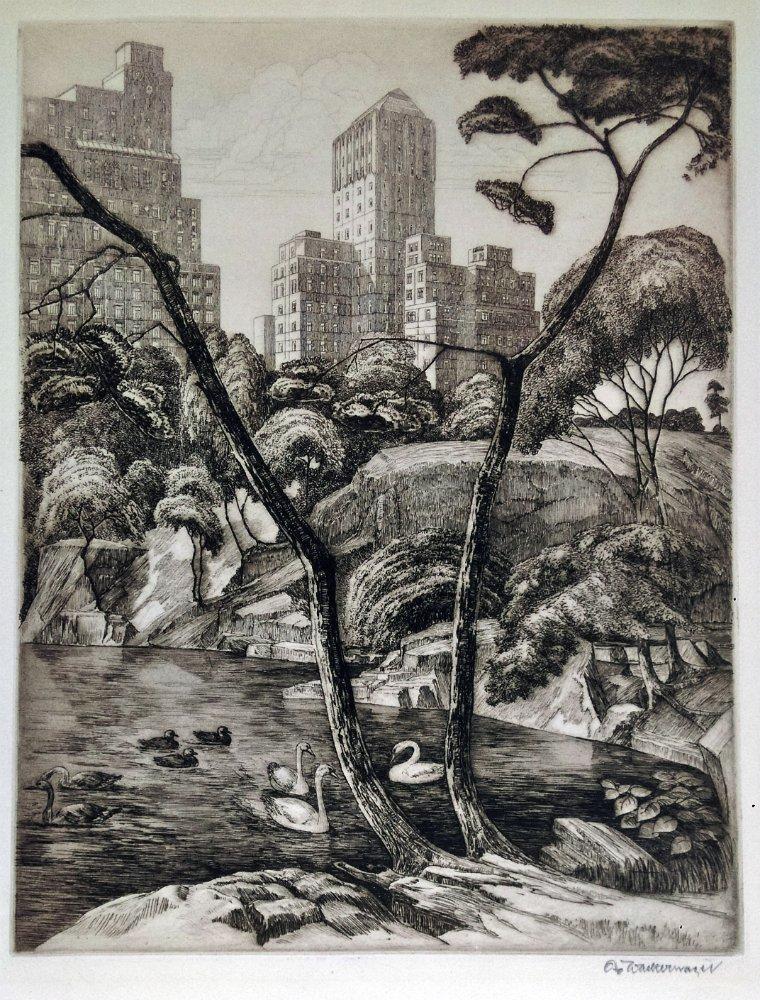 Otto WACKERNAGEL 1885 -1969