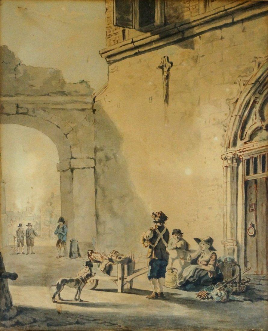 French School, ca 1800