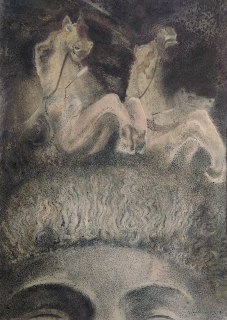 Anonymous artist 20th Century