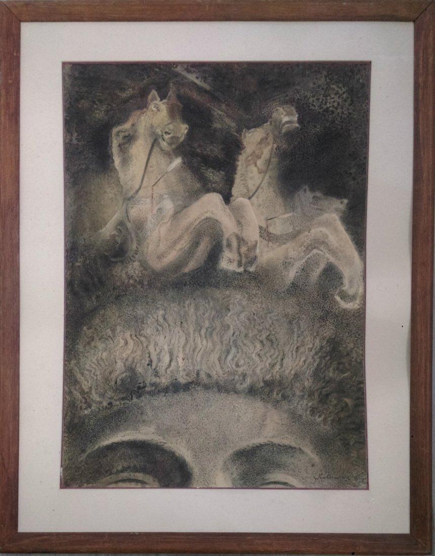 Anonymous artist 20th Century - 2