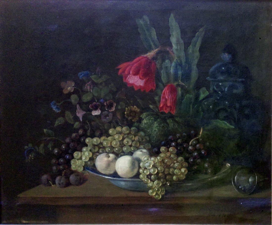 Cornelis Bernudes BUYS (1808-1872)