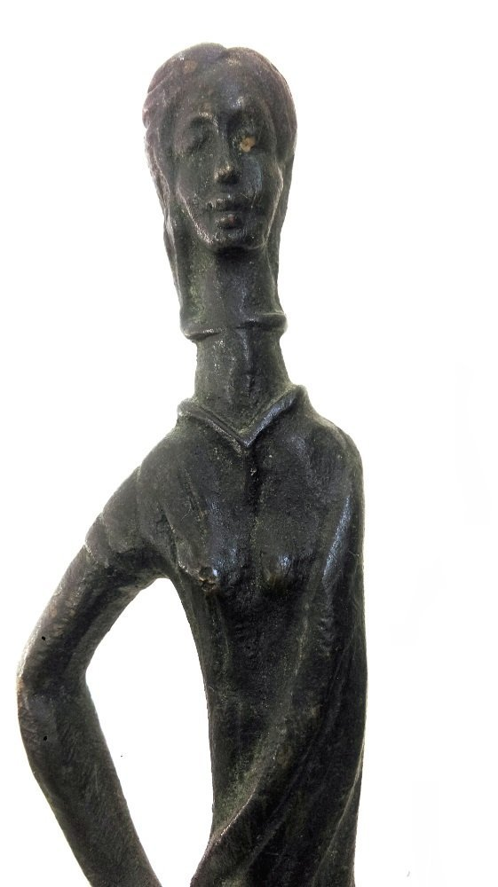 In the style of GIACOMETTI - 2