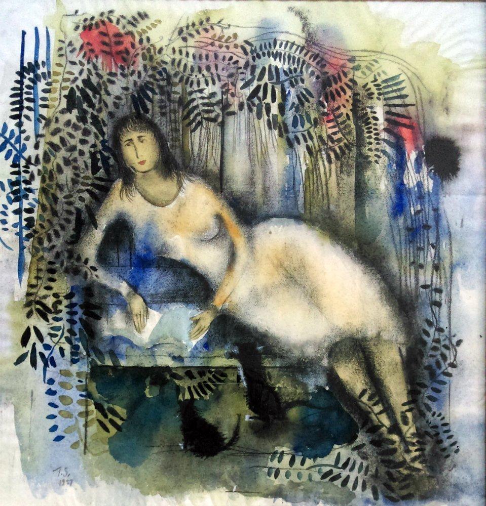 Israeli artist,1957