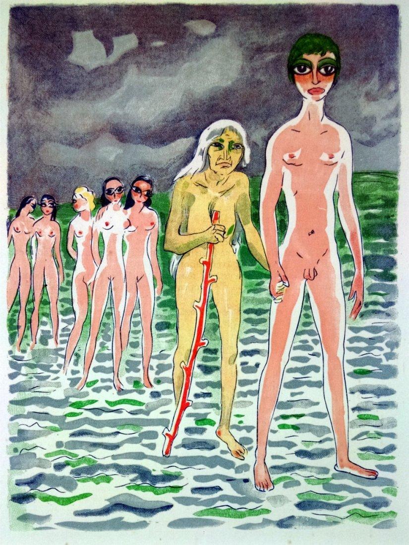 Kees VAN DONGEN , (1877 - 1968) 凯斯