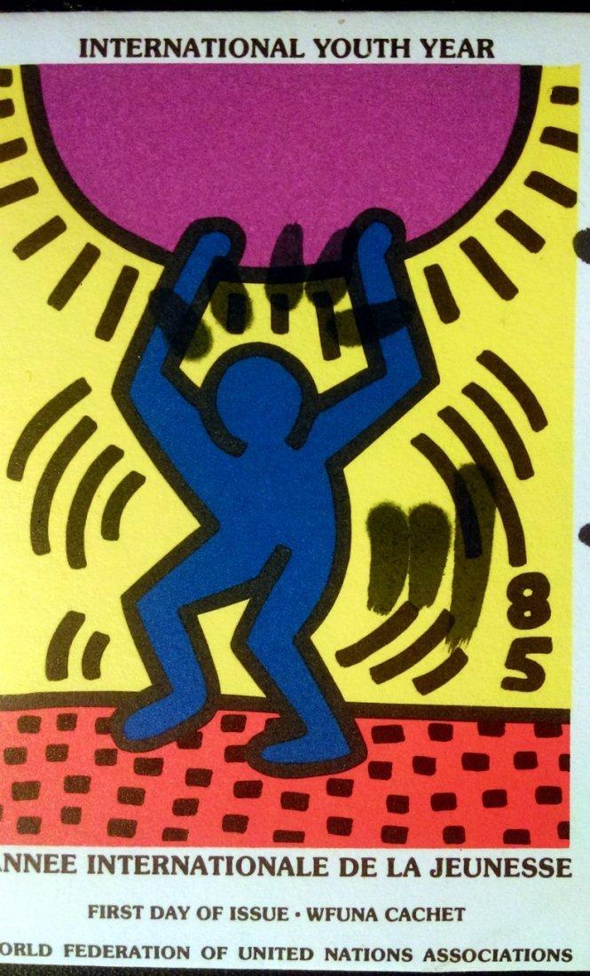 Keith HARING, (1958 - 1990) 凯特•哈 - 2