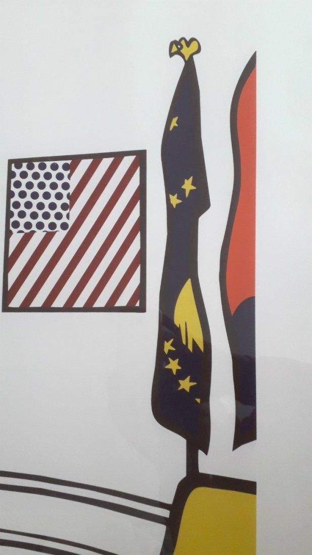 Roy F. Lichtenstein (1923-1997) 罗伊 - 3