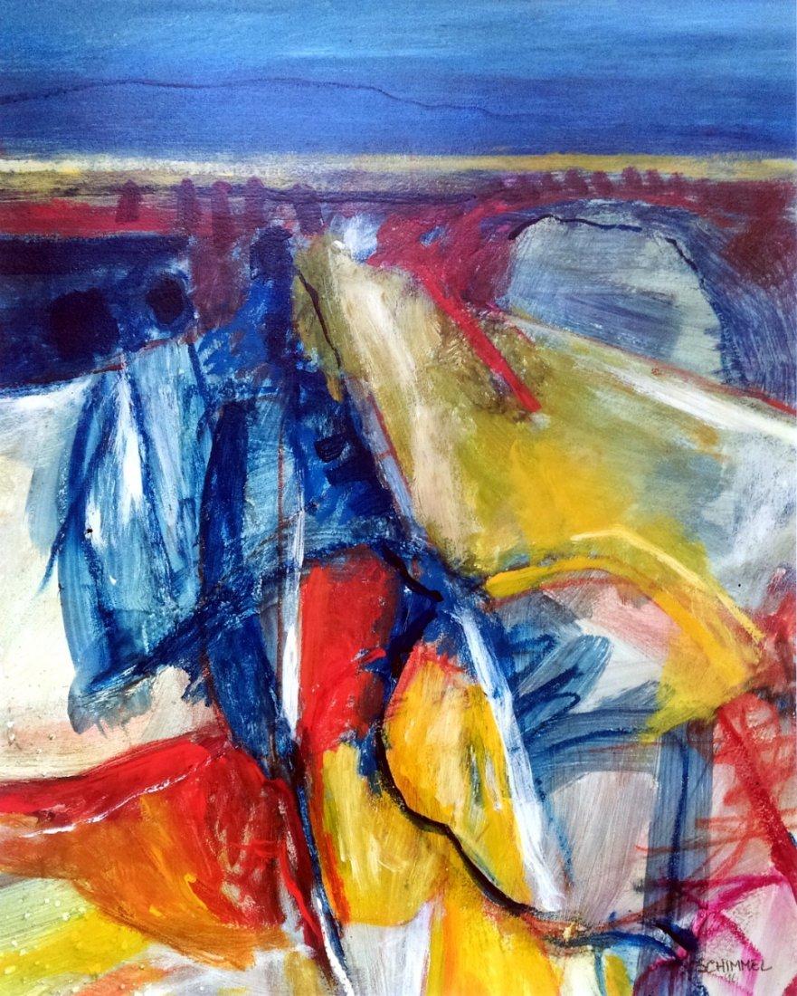 Fred SCHIMMEL, (1928 - 2005)