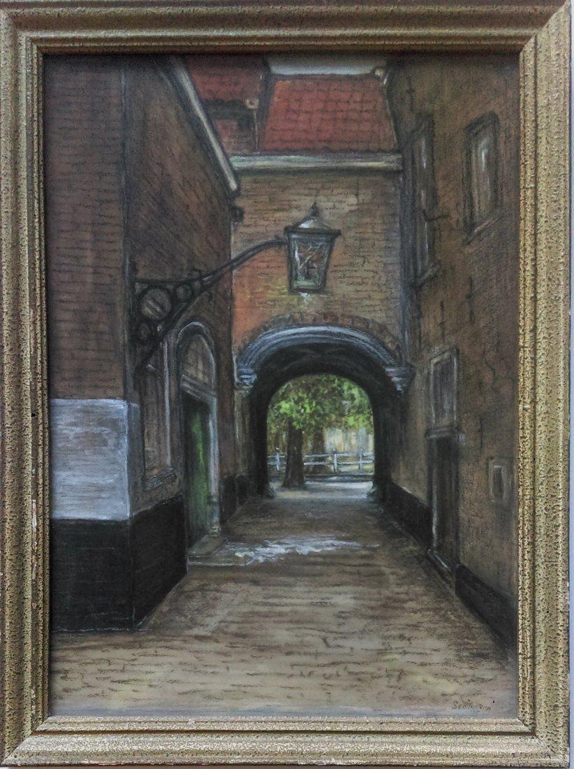Dutch School 1945 - Delft