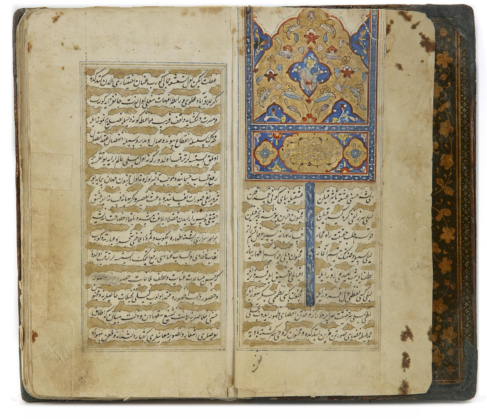 MUHAMMAD B. SULAIMAN FUZULI (DIED IN 1526) LAILA WA