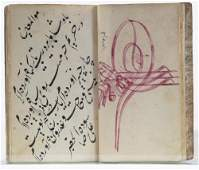 A COLLECTION OF OTTOMAN POETRY, 18TH CENTURY