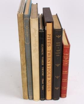 7 Fine Limited Edition And Unusual Books