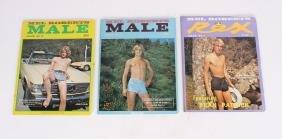 3 Mel Roberts Magazines