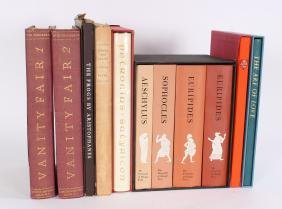 7 Sets Of Specially Bound Books