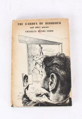 Rare Edition Of The Garden Of Disorder By Ford