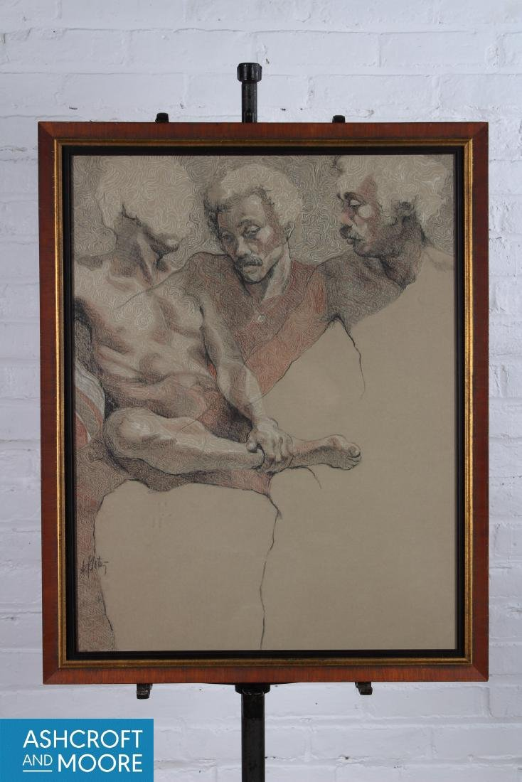 African American Figural Study