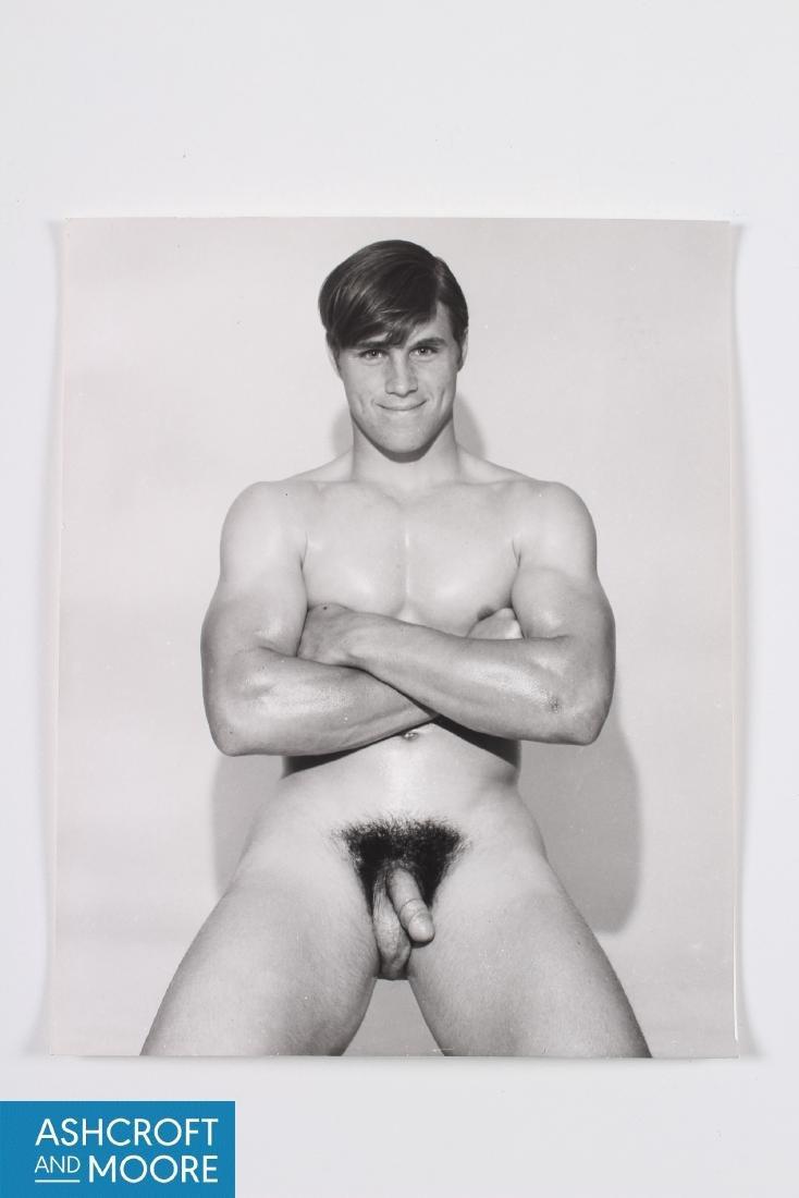 Original Dave Martin of San Francisco Physique Nude