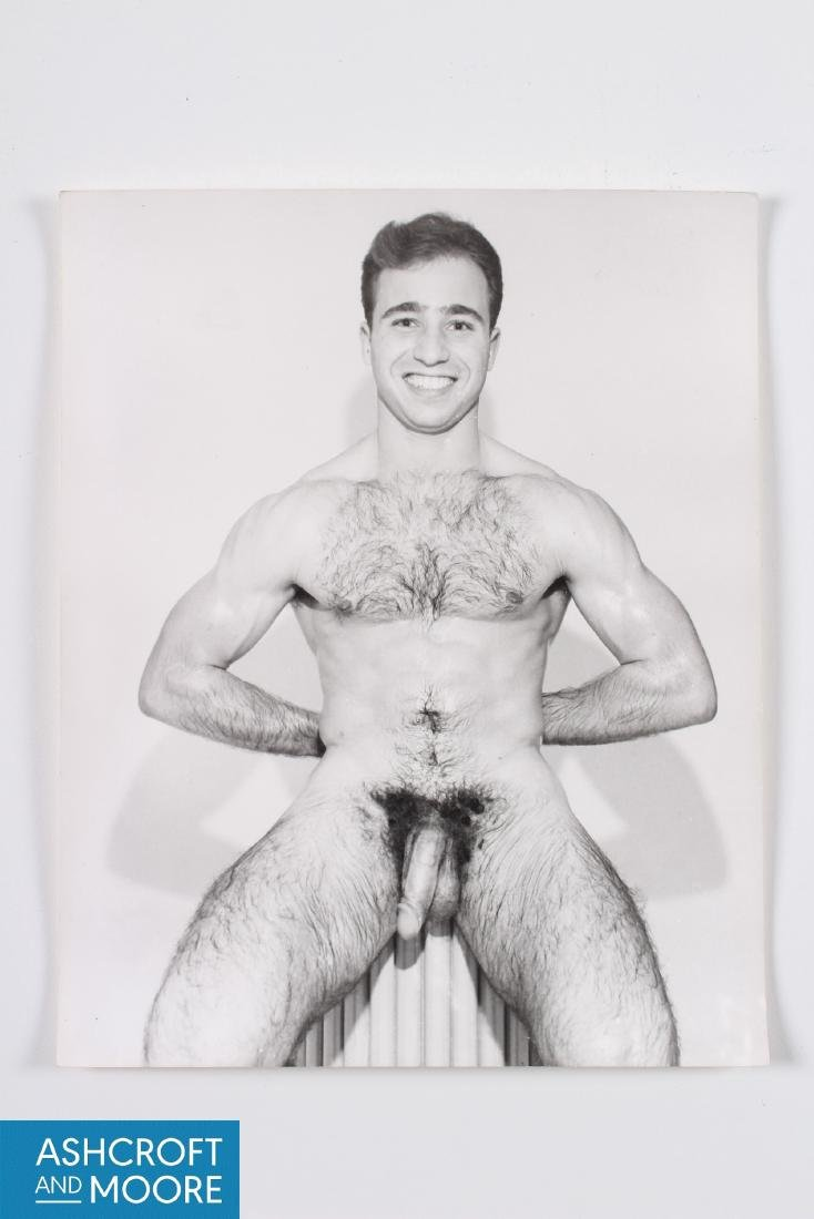 Original Dave Martin of San Francisco Male Nude