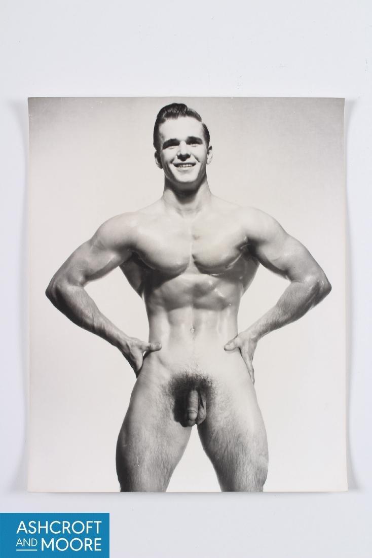 Douglas of Detroit Male Physique Photograph