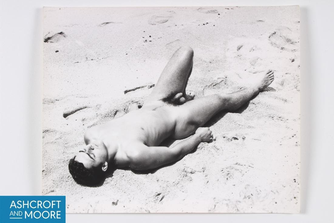 Original Dave Martin of San Francisco Photograph