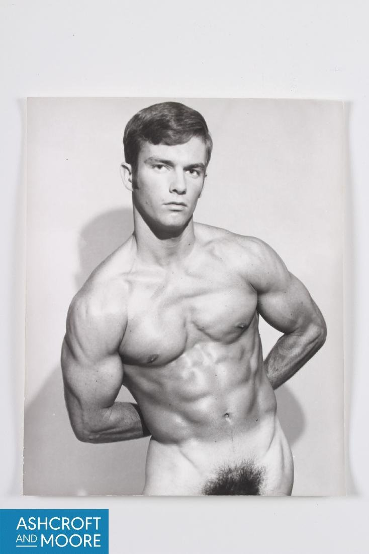 Original Dave Martin of San Francisco Athletic Physique