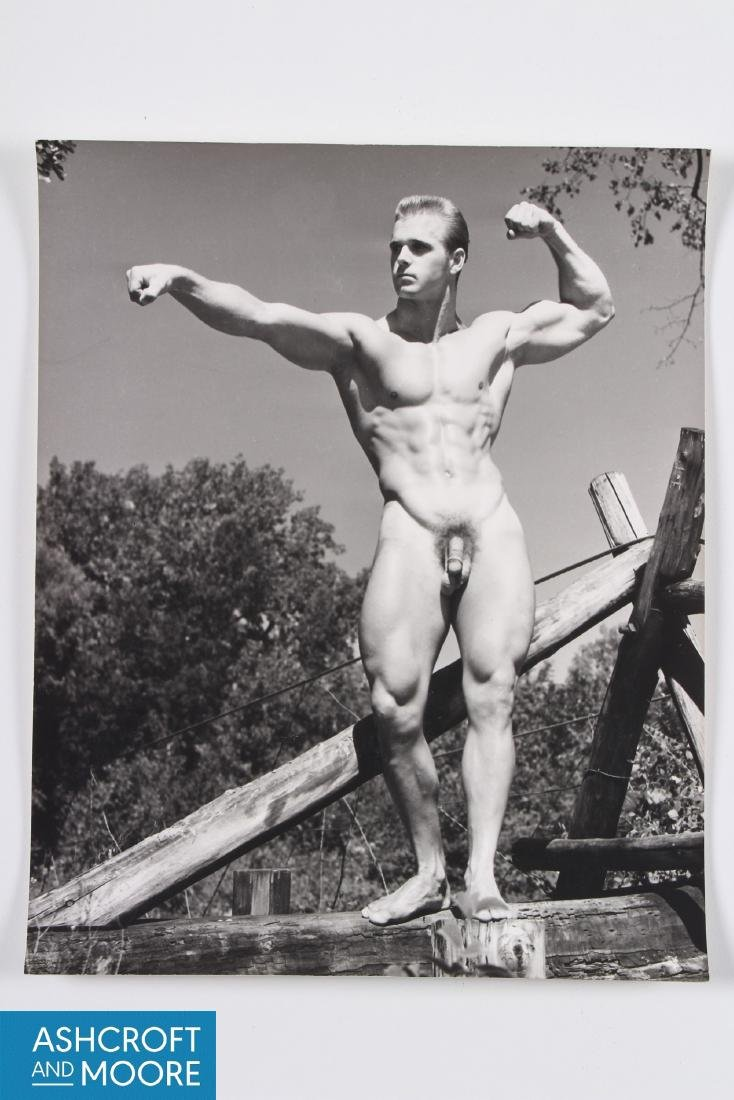 Douglas of Detroit Physique Photograph