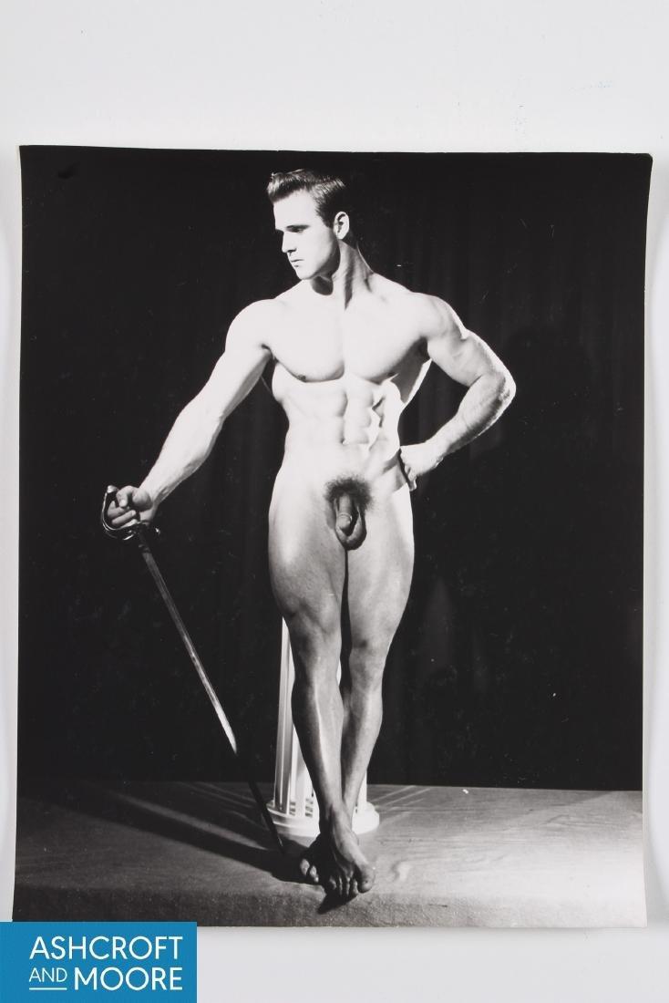 Douglas Juleff Photograph of Vic Seipke