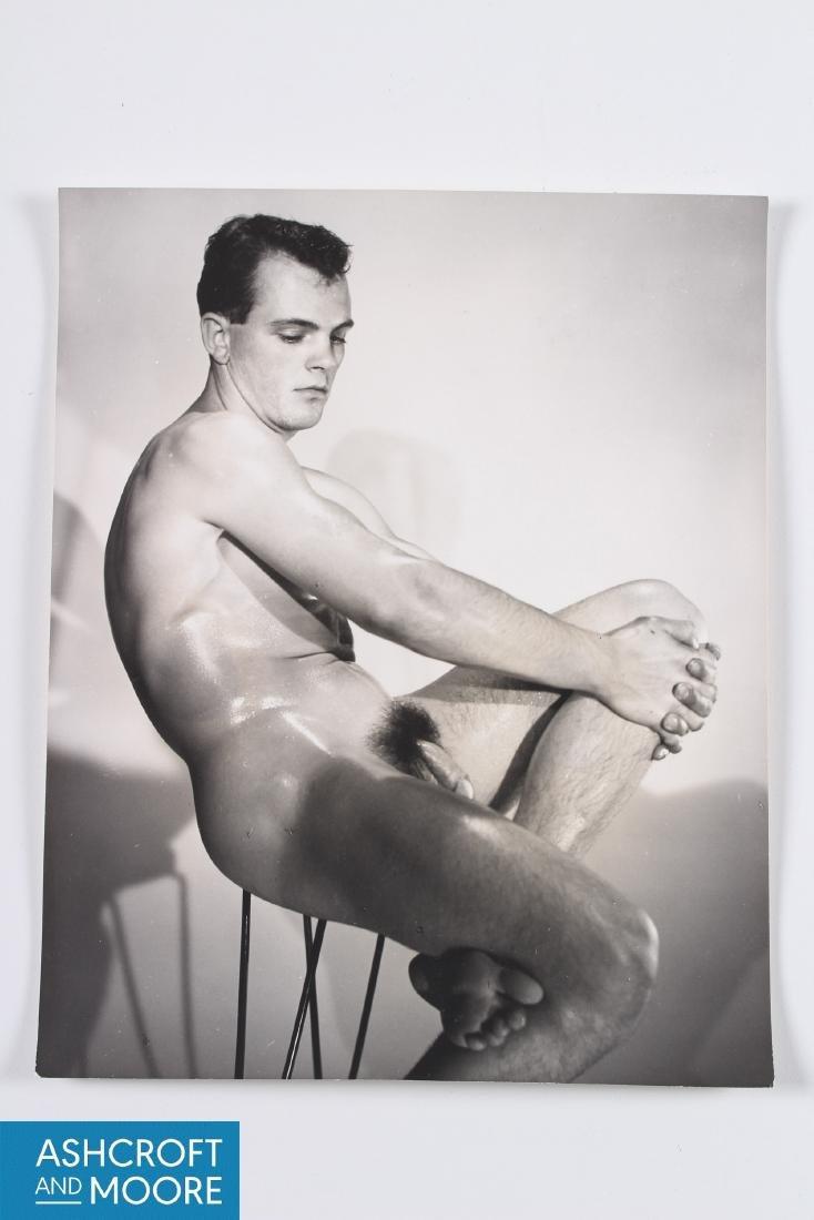 Original Dave Martin of San Francisco Male Nude