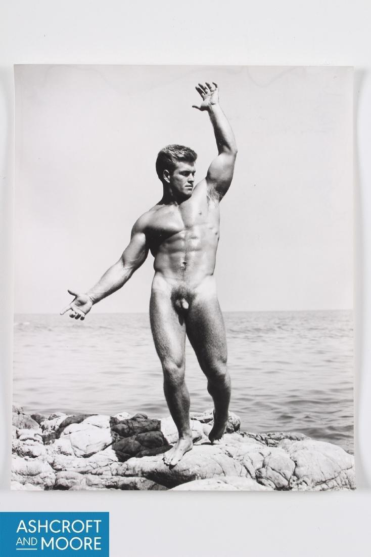Original Dave Martin of San Francisco Athletic Physique
