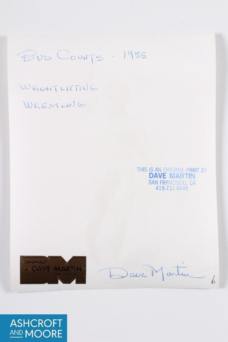 Original Dave Martin of San Francisco Athletic Physique - 2