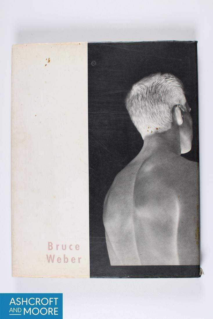 First Edition 1983 Bruce Weber Book - 2