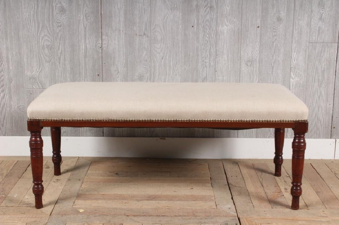 Continental Upholstered Banquette