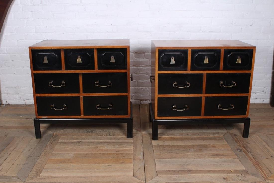 Pair Grosfeld House Style Bachelors Chests
