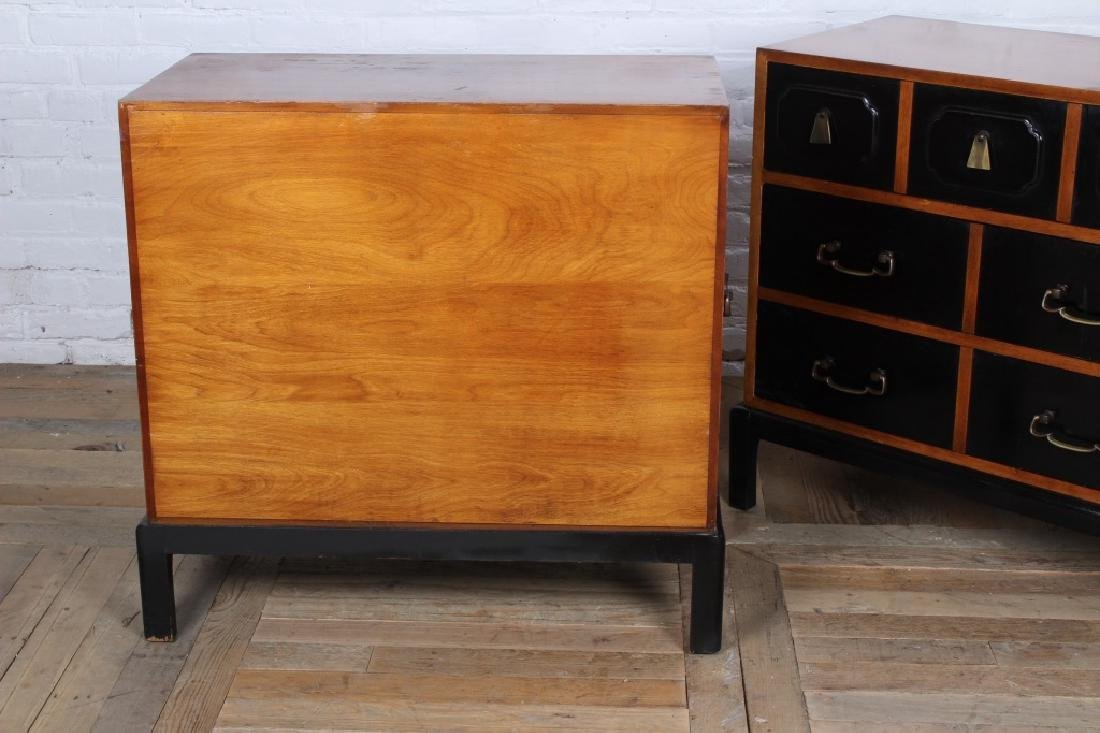 Pair Grosfeld House Style Bachelors Chests - 6
