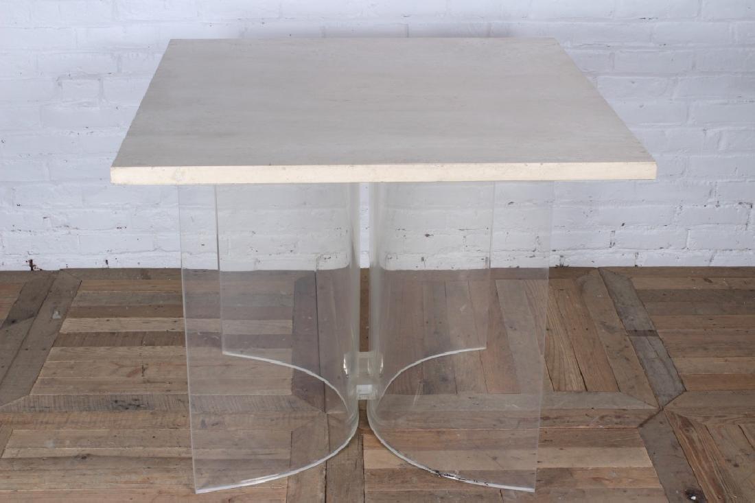 Kagan Style Mid Century Modern Center Table
