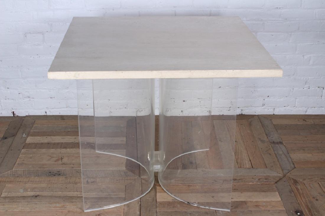 Kagan Style Mid Century Modern Center Table - 2