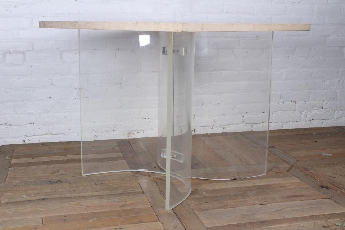 Kagan Style Mid Century Modern Center Table - 3