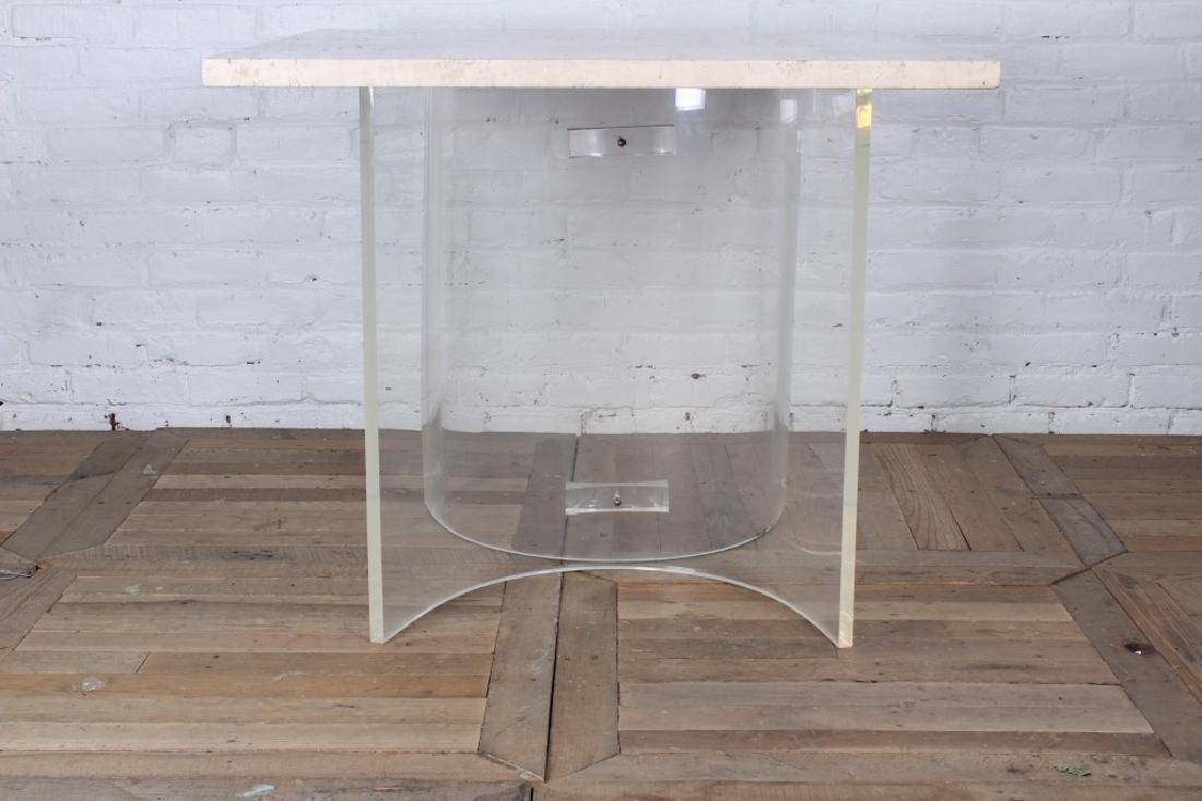 Kagan Style Mid Century Modern Center Table - 4