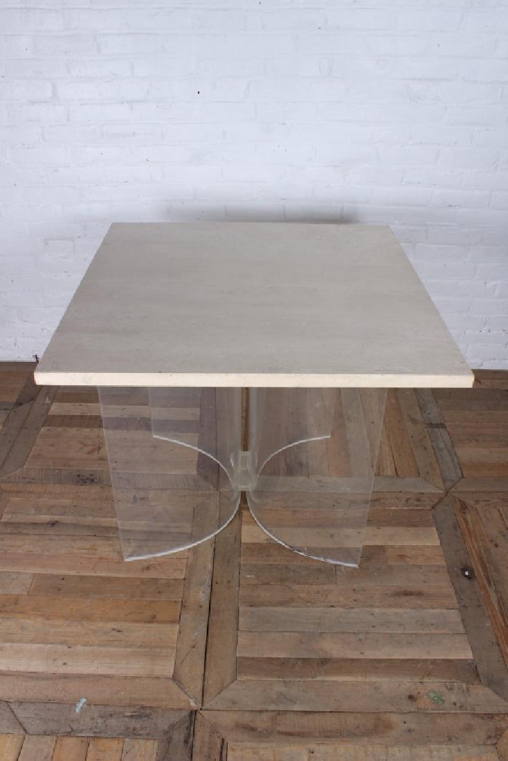 Kagan Style Mid Century Modern Center Table - 6