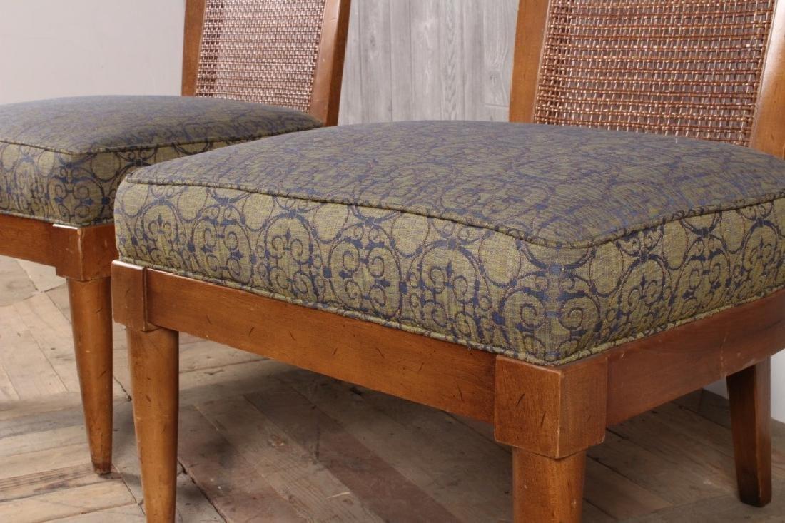 Pair Mid Century Modern Klismo Chairs - 2