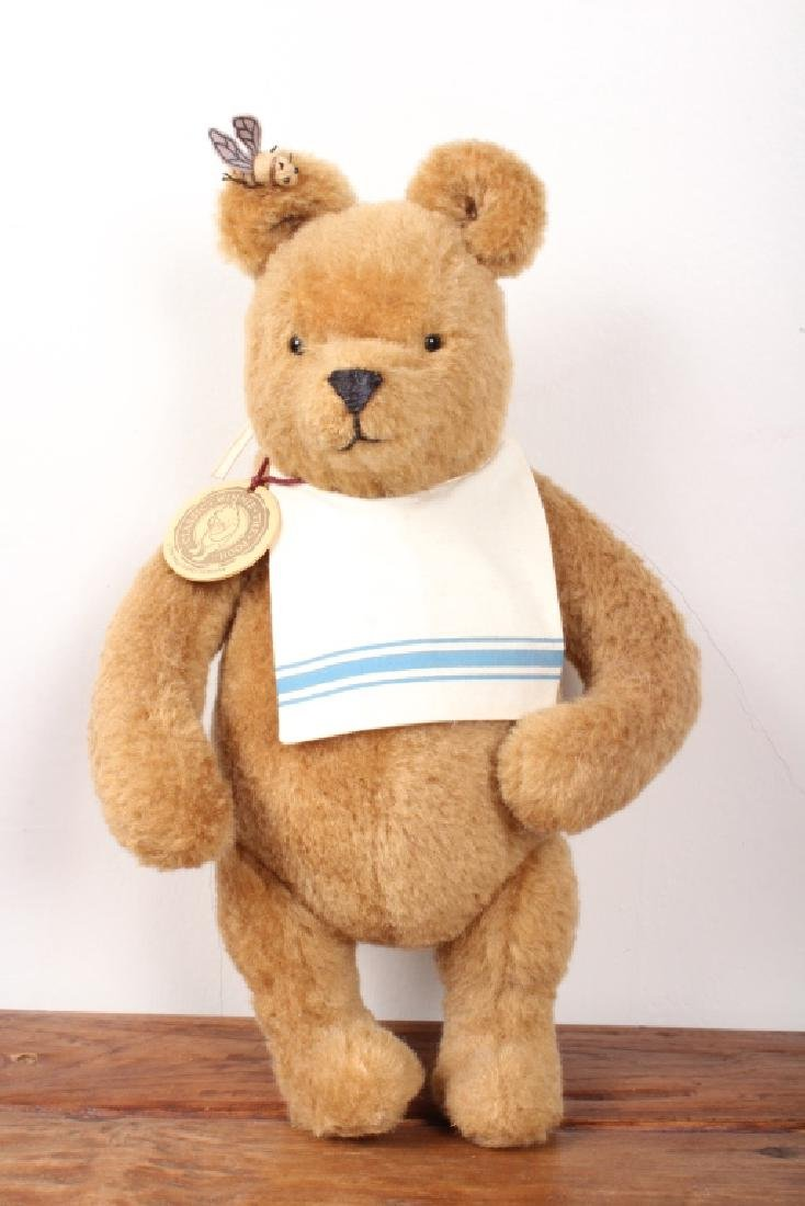 Winnie-the-Pooh Stuffed Doll by R. John Wright - 2