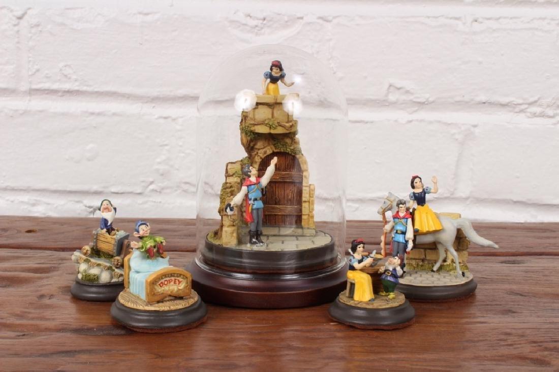 5 Piece Set of Goebel Miniatures