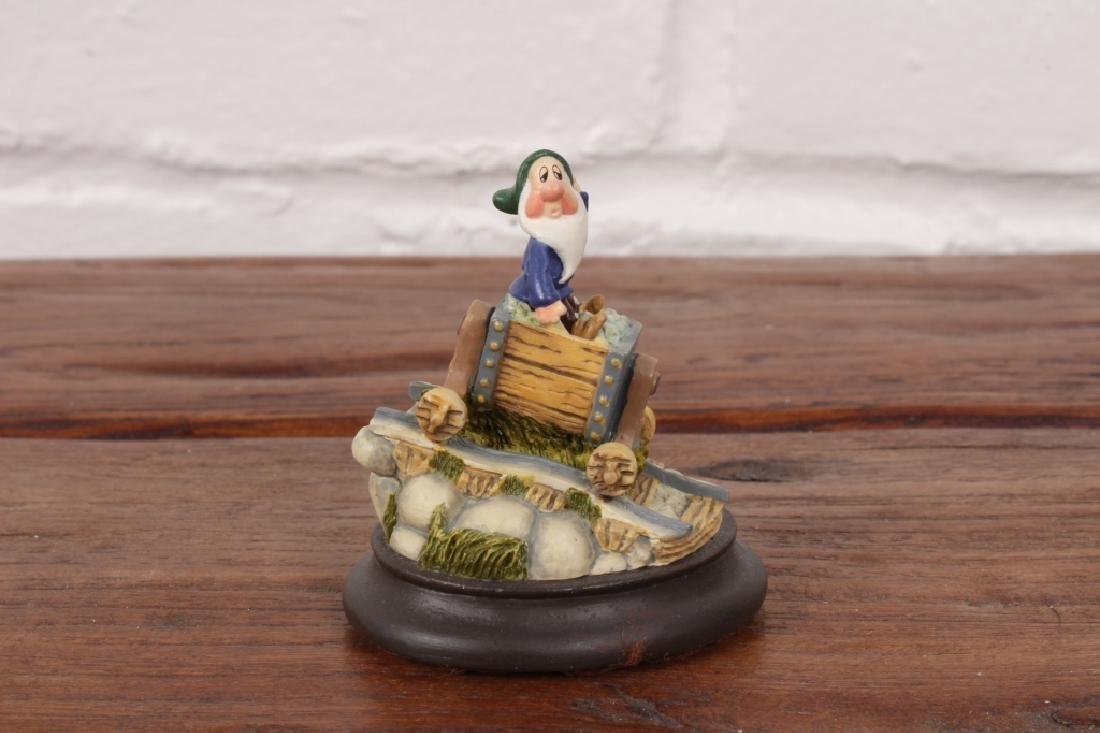 5 Piece Set of Goebel Miniatures - 5