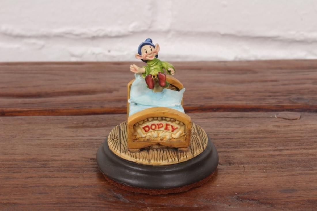 5 Piece Set of Goebel Miniatures - 6