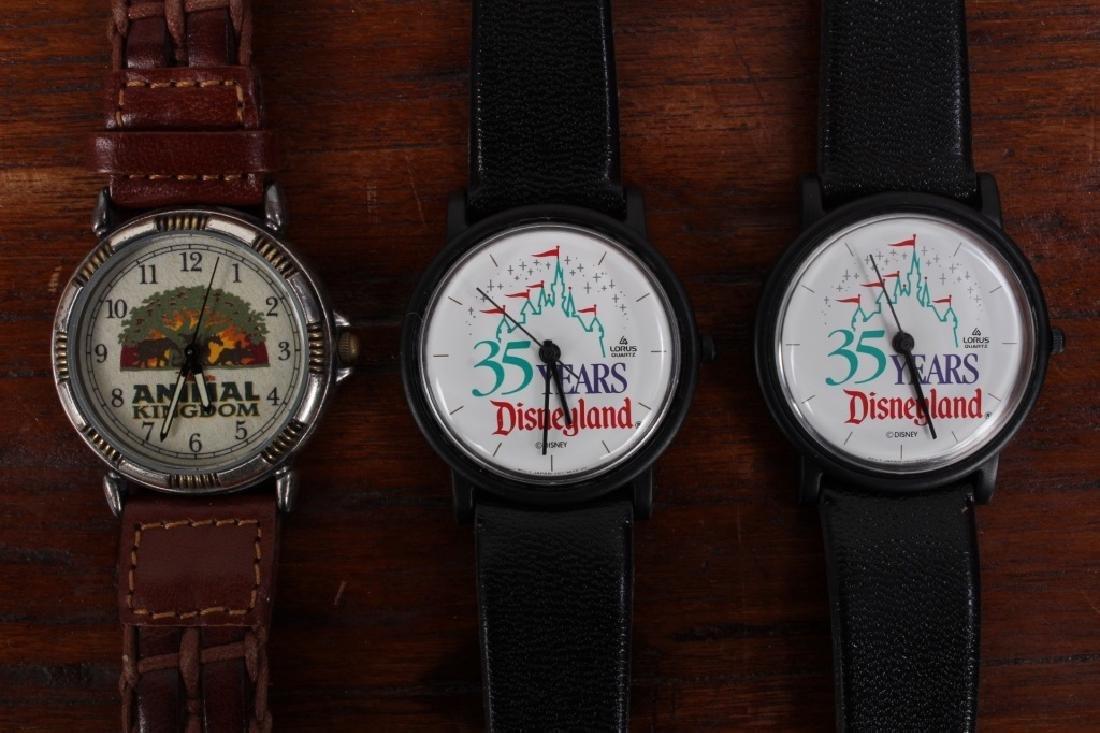 Three Watches