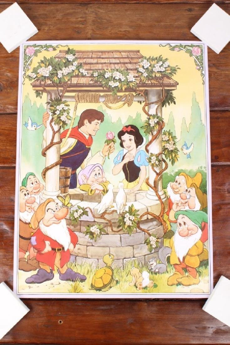 Snow White and the Seven Dwarves Mini-Poster
