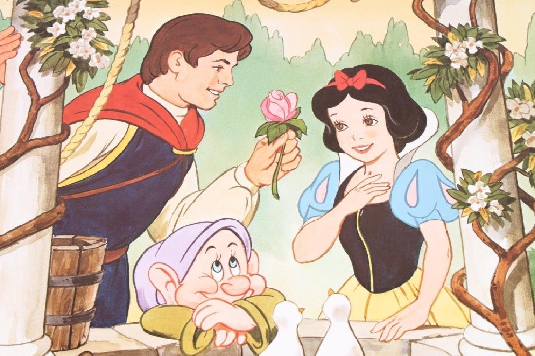 Snow White and the Seven Dwarves Mini-Poster - 3