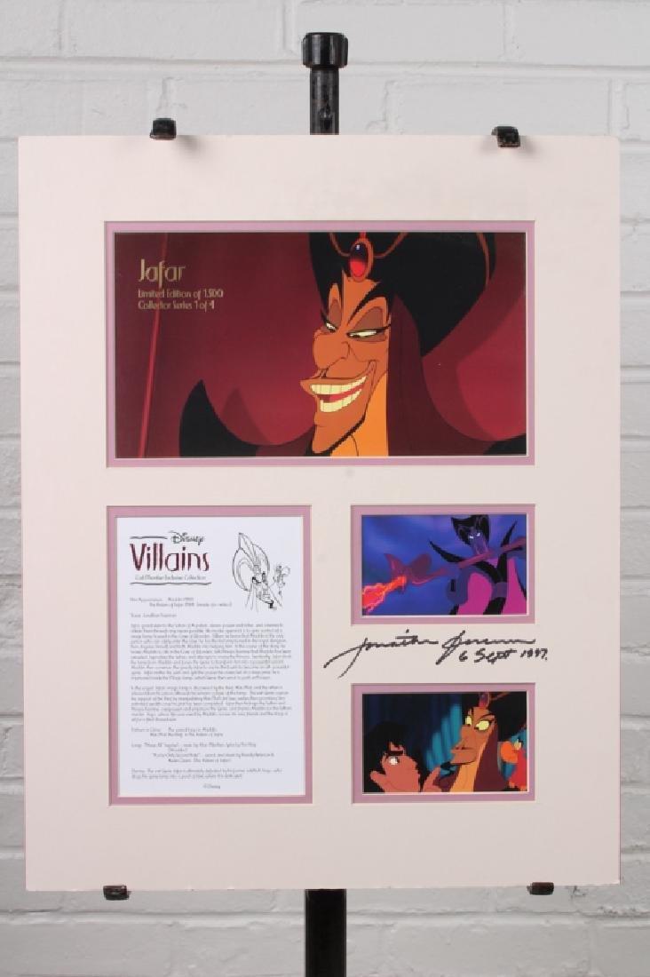Disney Villains Cast Member Prints