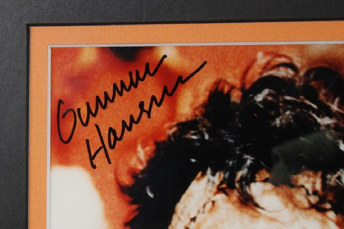 Signed Glossy Still from Texas Chainsaw Massacre - 2