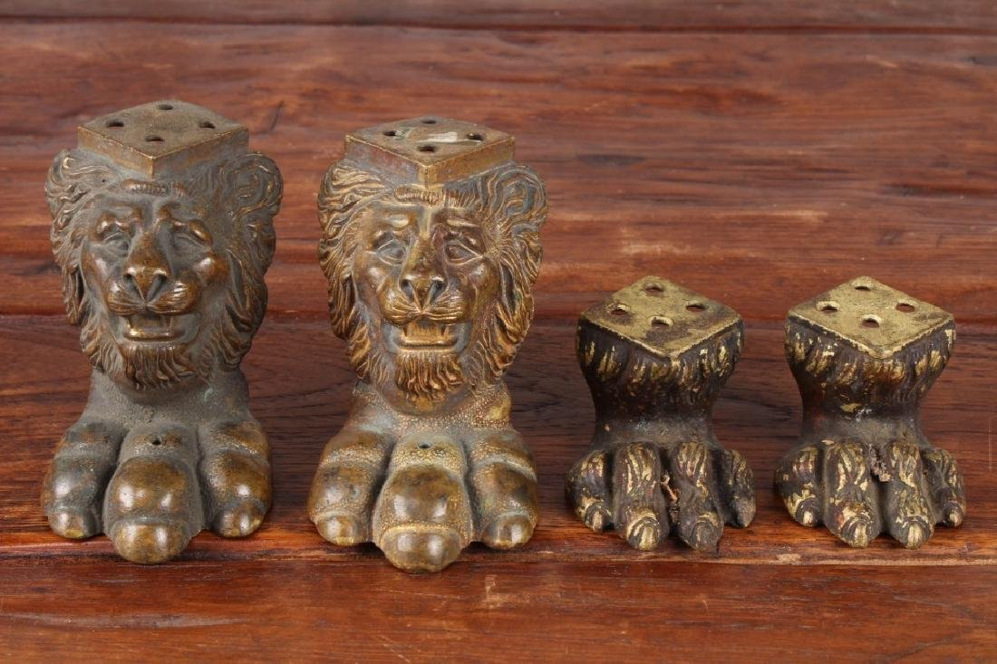 Bronze Lion Fittings