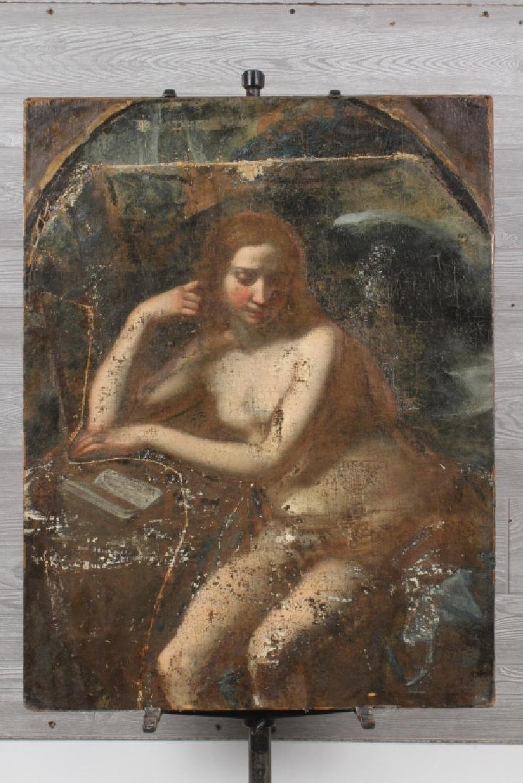 Old Masters Style Nude Painting